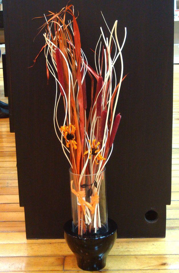 M s de 25 ideas incre bles sobre jarrones grandes en - Decoracion de jarrones con flores artificiales ...