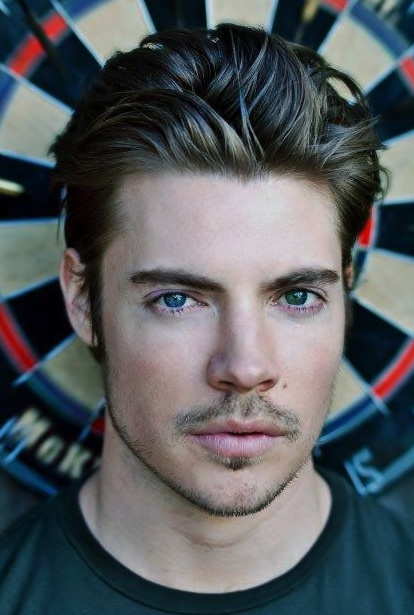 josh henderson Men style / hair / fashion /beard