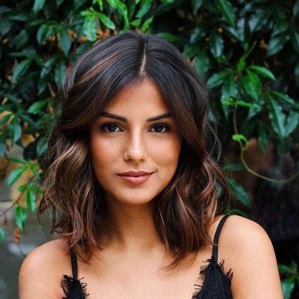 Wavy Short Hair Style New Best Short Haircuts 2019 Medium Hair Styles Medium Length Hair Styles Hair Lengths