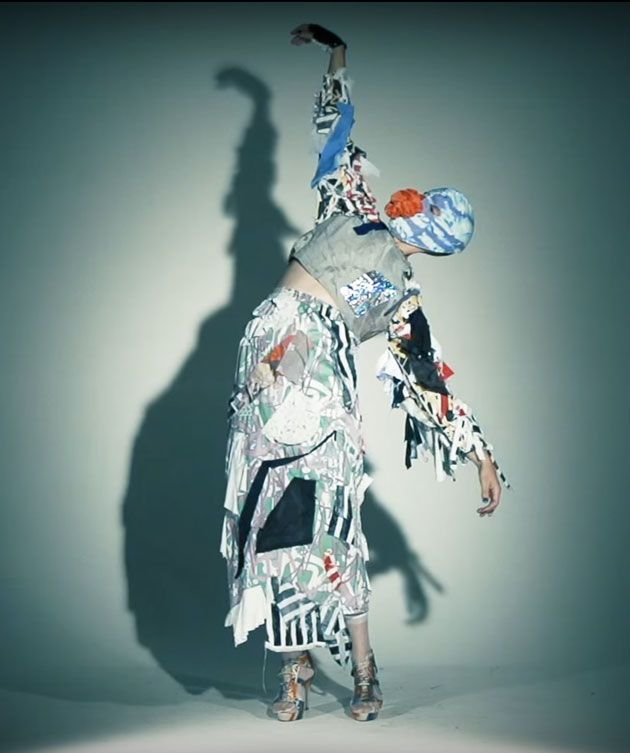 É uma novíssima fase pra Gustavo Carvalho, estilista que fazia parte do line-up da Casa de Criadores.