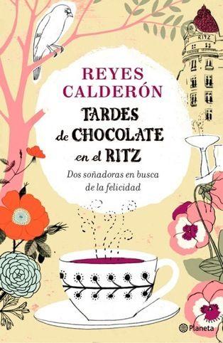 Reyes Calderón nos ofrece en Tardes de chocolate en el Ritz un relato lleno de chocolatinas tentadoras, fracasos de chocolate negro, risas de trufa y profundas conversaciones sobre el amor, la amistad, la familia y el valor del trabajo tan deliciosas como el chocolate más auténtico http://www.imosver.com/es/libro/tardes-de-chocolate-en-el-ritz_0010032021