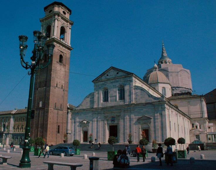 Torino Cattedrale San Giovanni Battista Duomo