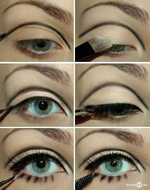 TO DIY OR NOT TO DIY: MAKE UP ESTILO TWIGGY ANOS 60