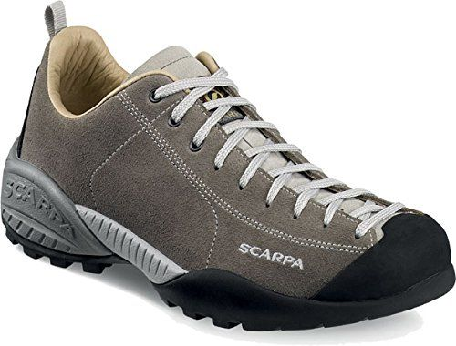 Scarpa Mojito Leather Approachschuhe 41,5 cigar - http://on-line-kaufen.de/scarpa/grau-scarpa-schuhe-mojito-leather