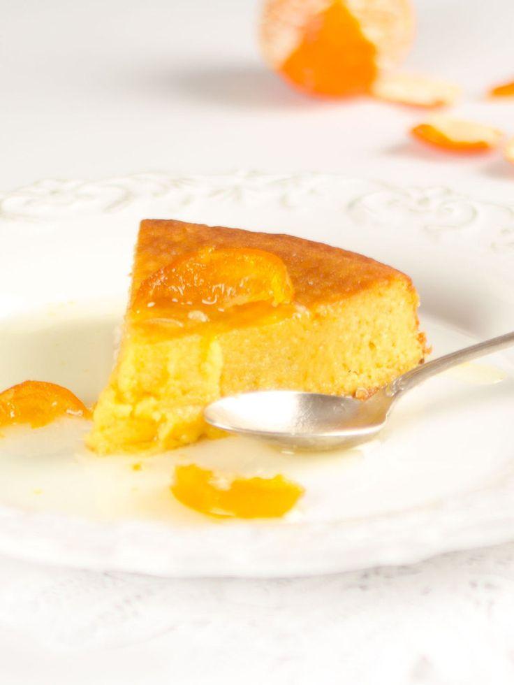 Gâteau italien tout clémentine