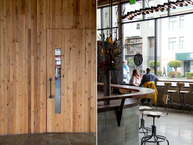 sightglass, san francisco: Green Cafe, Restaurant