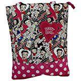 #3: Betty Boop ベティブープ ヨガ、女性用バッグ ハンドバッグ ショルダーバッグ 買い物客 トート