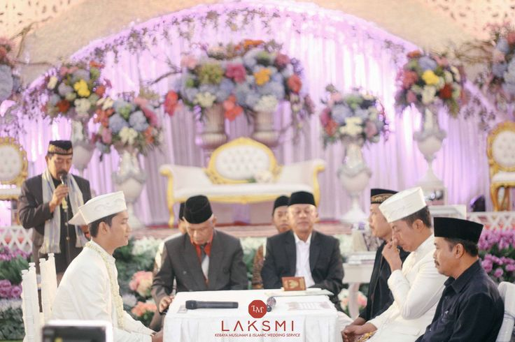 Mega & Pratama wedding by LAKSMI - Kebaya Muslimah & Islamic Wedding Service - 003