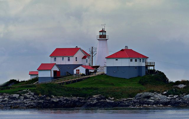Green Island Lighthouse | Prince Rupert BC