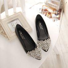 Летний ботинок квартир женщин 2015 Большой размер 33-41 бесплатная доставка мода квартиры обувь женщина комфорт стразы  обувь женская босоножки  плоским пятки   лодка обувь(China (Mainland))