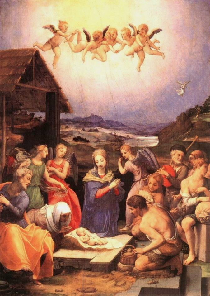 Vår Herres Jesu Kristi Fødsel — Den katolske kirke