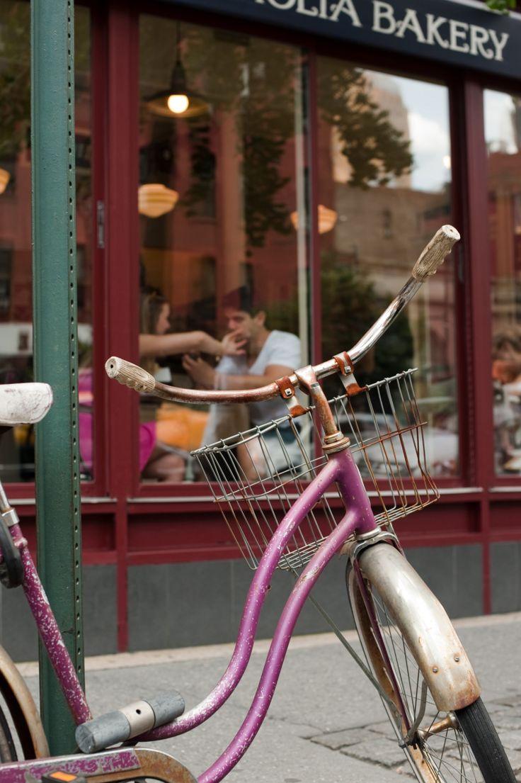 Ensaio fotográfico em New York #bike #couple #love #newyork l Photography Krisiele Oliveira