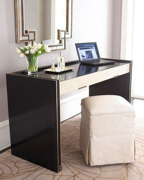 """""""Lorna"""" Dressing Table - traditional - Dressers Chests And Bedroom Armoires - Horchow #BedroomArmoires"""
