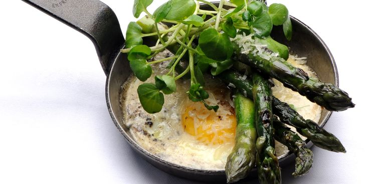 Josh Eggleton shares a delightful fried egg recipe, perfect for a lazy Sunday brunch. Black truffle and asparagus ensure this recipe provide...