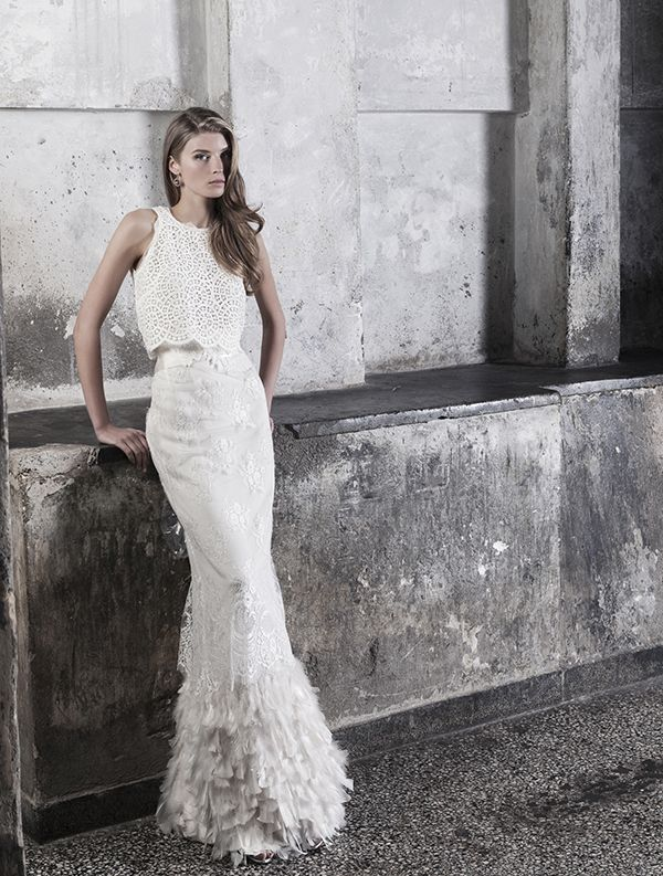 Wedding Dresses 2015 @katiadelatola   I dreamt of a Butterfly  See more on Love4Wed  http://www.love4wed.com/wedding-dresses-2015-katia-delatola/ Photography by: Yiorgos Kaplanidis, http://www.yiorgoskaplanidis.com/