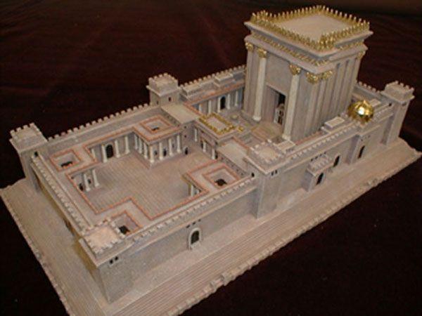 17 Best images about solomons temple on Pinterest   Models ...