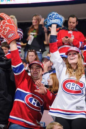 Why the Montreal Canadiens are called the Habs