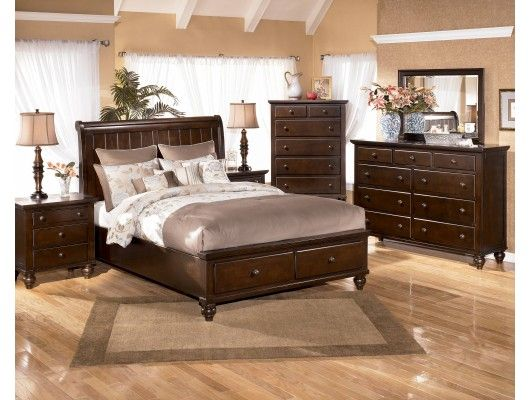 Minimalist Fairfax Sleigh Storage Bedroom Set Beautiful - Latest King Bedroom Sets Clearance Unique