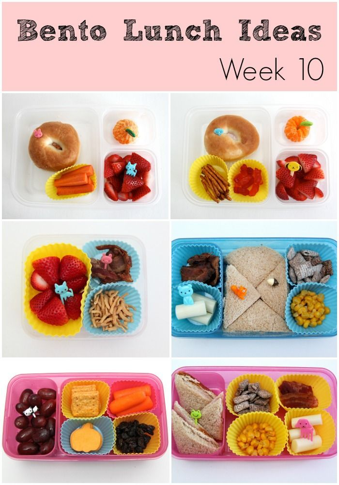 Bento Lunch Ideas Week 10 Bento Lunch Fruit Recipes For Kids