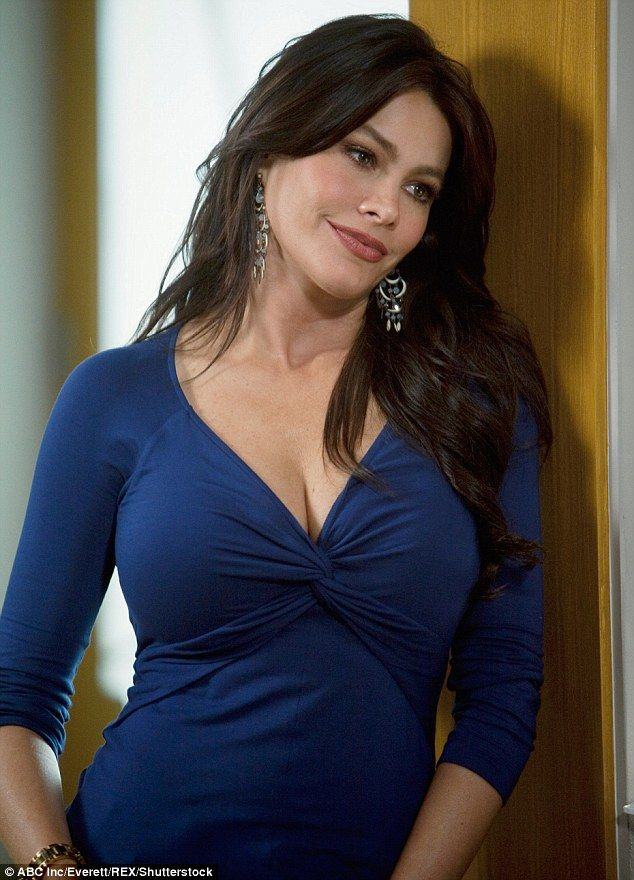 The same: Sofia is often seen wearing high heels, sporting a bold lip, and dressing in a c...