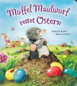 RZOnlinehandel - Muffel Maulwurf rettet Ostern
