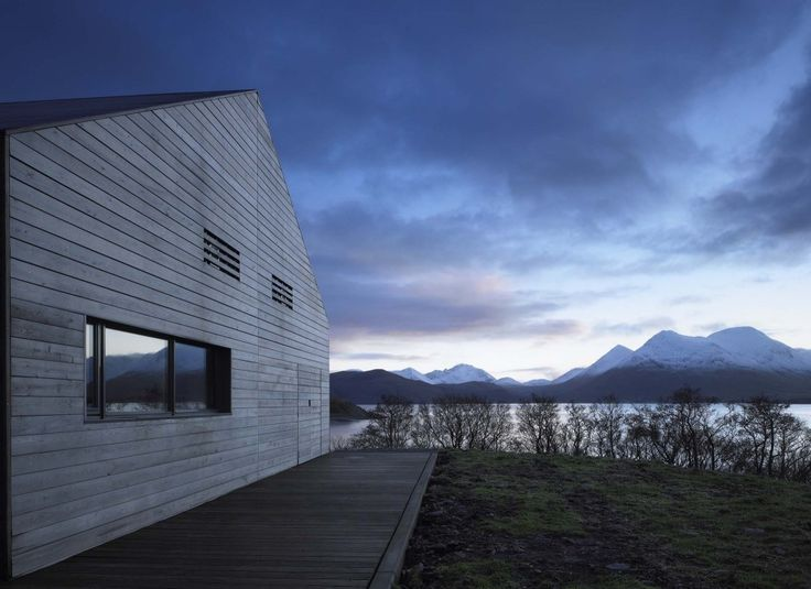 Raasay Hall, Isle of Raasay, Scotland, by Dualchas Architects