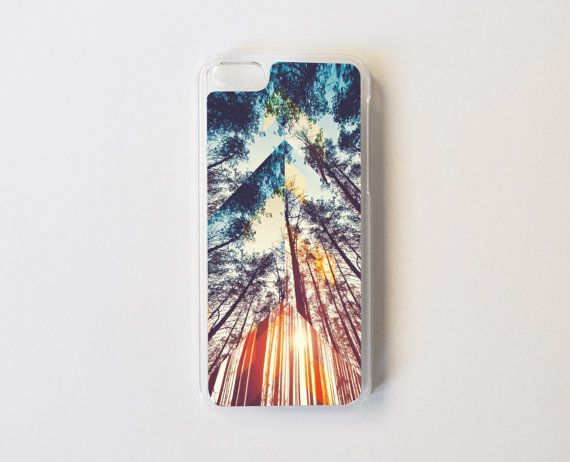 Forest Glare iPhone 5c Case  Hipster iPhone 5c Case by PelhamCases, $21.99