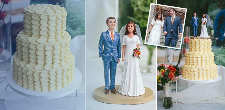 Hochzeitstorte Topper nach Maß und personalisiert   – Wedding Planning Ideas