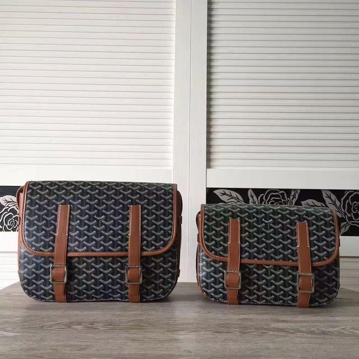 Goyard unisex woman man messenger bag