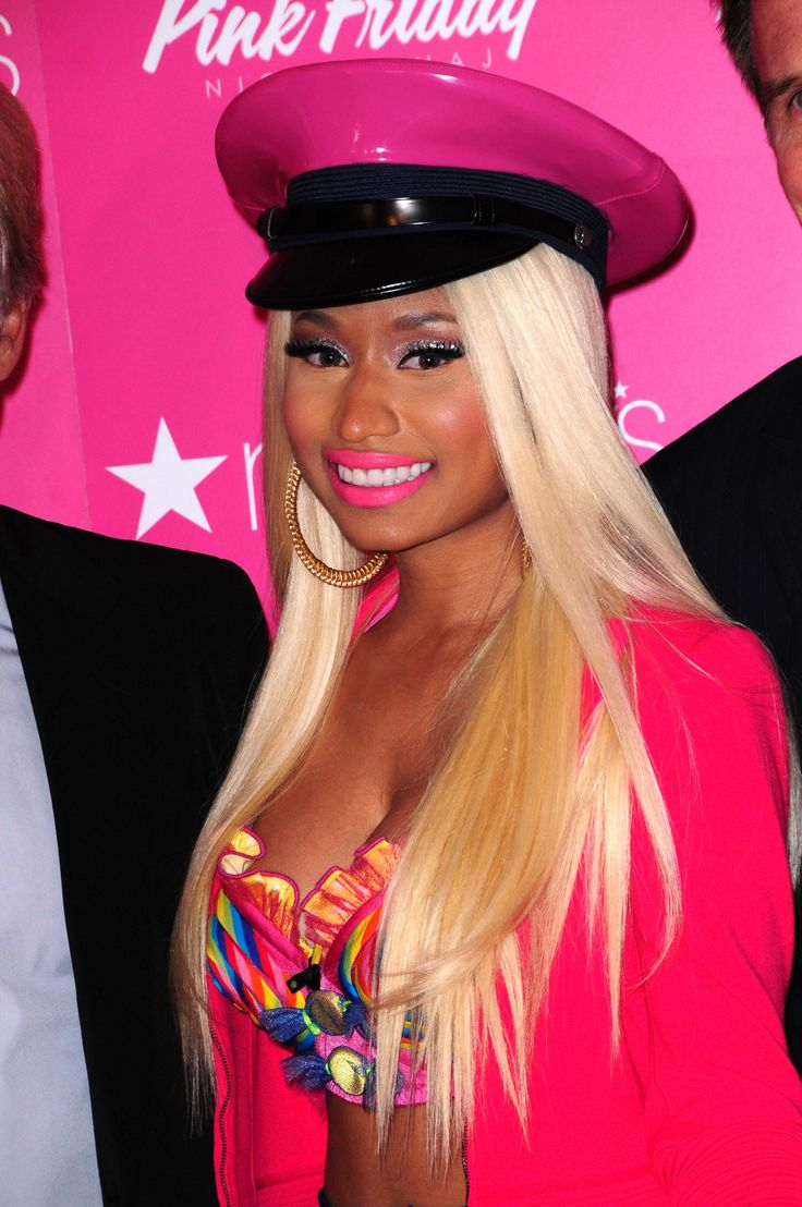 Nicki Minaj biography ; Onika Tanya Maraj (born December 8, 1984), better known by her stage name Nicki Minaj, is a Trinidadian hip hop recording artist. Description from thefemalecelebrity.com. I searched for this on bing.com/images