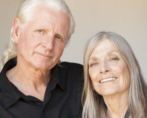 Andrew Cameron Bailey and Connie Baxter Marlow. Photo by Marlow Photography, Los Angeles.