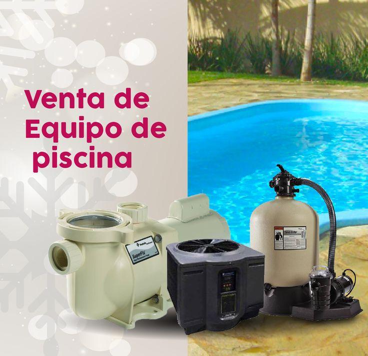 Equipos de piscinas, filtracion de agua, calentador solar, filtros todo en accesorios cobtactanos al 2260-8273