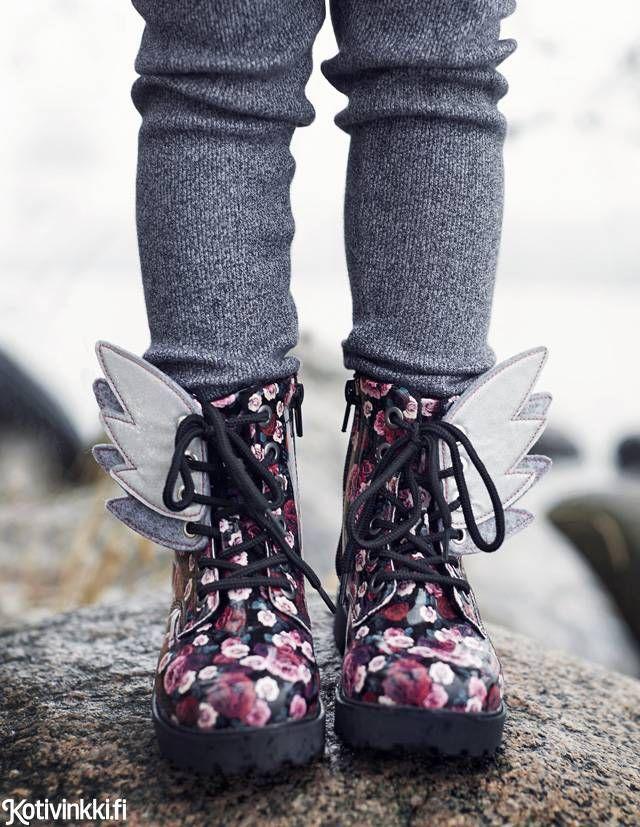 Heijastinsiivet kenkiin | Kotivinkki