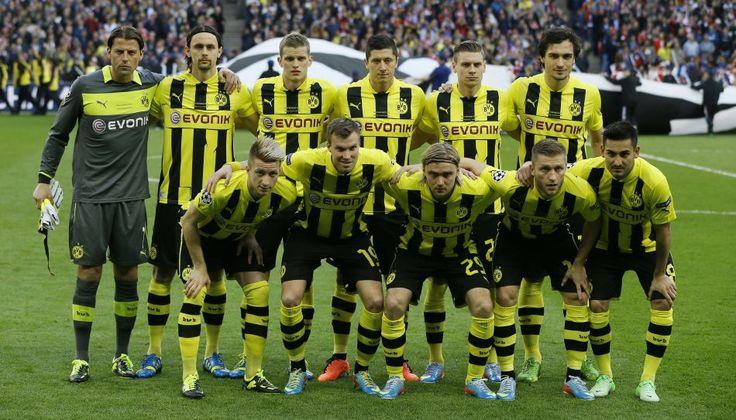 FOTOS: lo mejor de la final entre Bayern Mnich y Borussia Dortmund por la Champions League