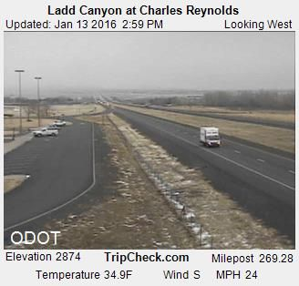 Joseph Oregon Weather - Oregon Road & Weather Cameras, I-84 East of Pendleton OR.