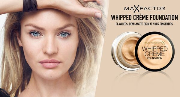 Review: Max Factor Whipped Creme Foundation