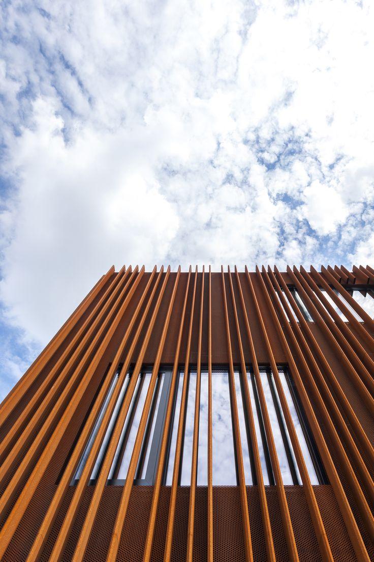 Commercial Facade Design Architecture Building