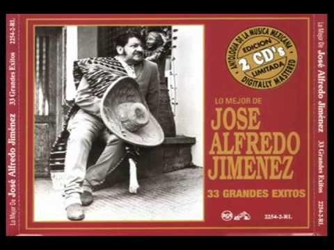 JOSÉ ALFREDO JIMENEZ - SI NOS DEJAN (CD 2) - YouTube