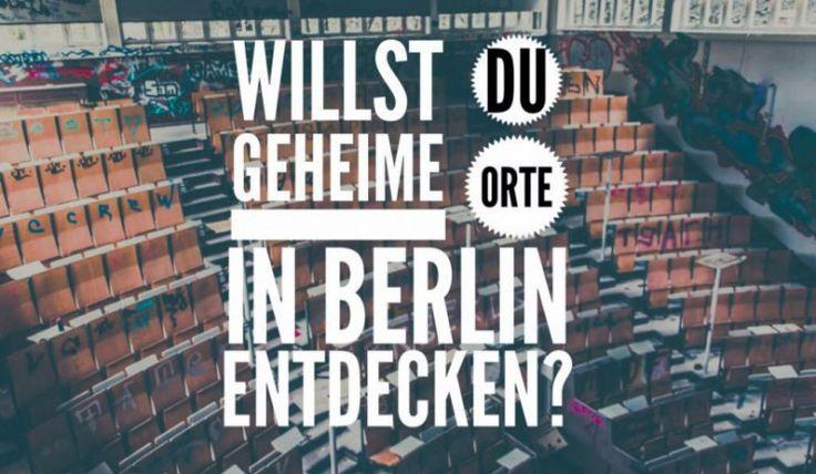 Hier findest du mehr über Berlins Lost Places, verlassene Orte, vergessene Welten und geheime Fotolocations – für deine perfekte Urban Exploration Fototour.
