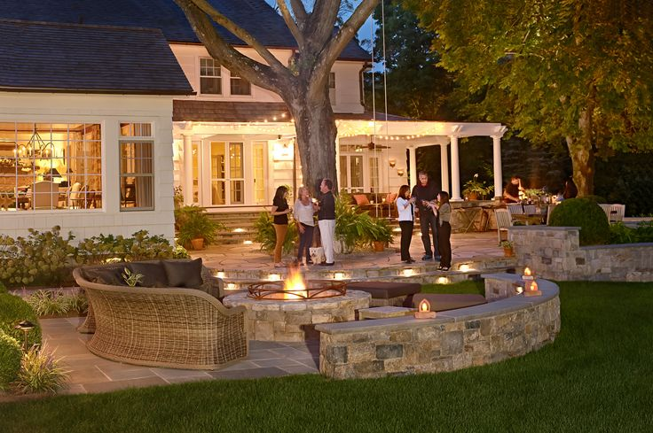 Outdoor Lighting by Freddy's Landscape Company