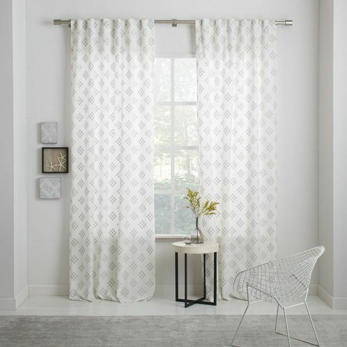 17 melhores ideias sobre cortinas de chuveiro modernas no ...