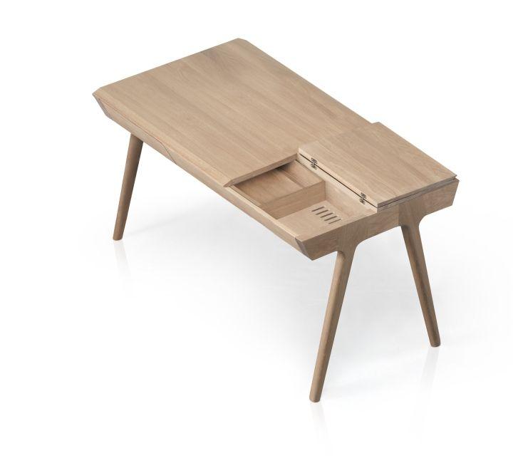 METIS Desk By Gonçalo Campos For WEWOOD » Retail Design Blog