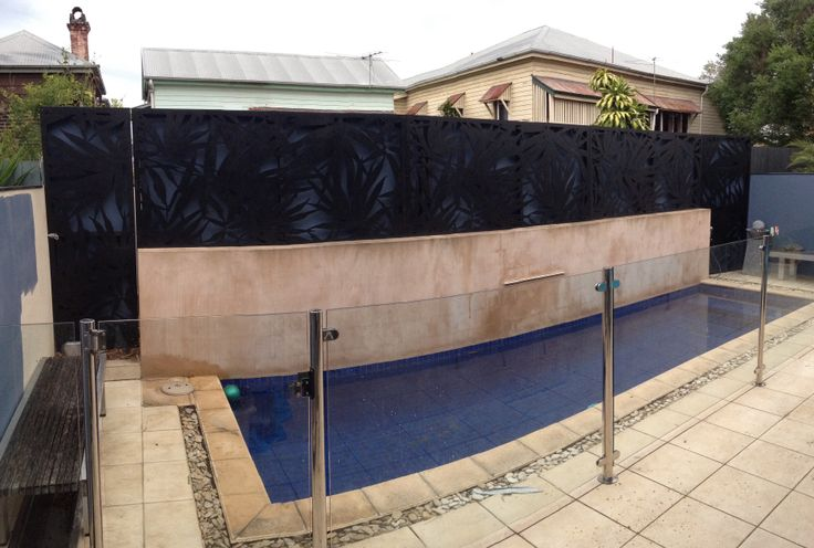 17 best images about privacy screens brisbane on pinterest for Pool privacy screen