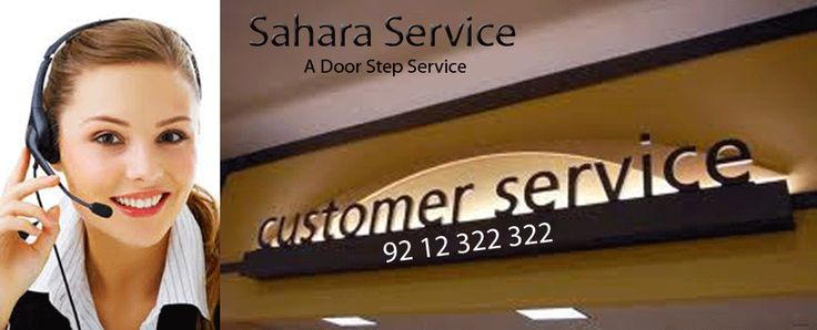 Sahara Service a leading brand in door step service.