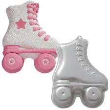 Wilton skate pan, sticking it in this category, because I LOVED my roller skates...