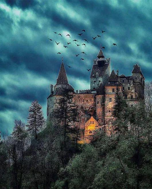 Romania, Castelul Bran