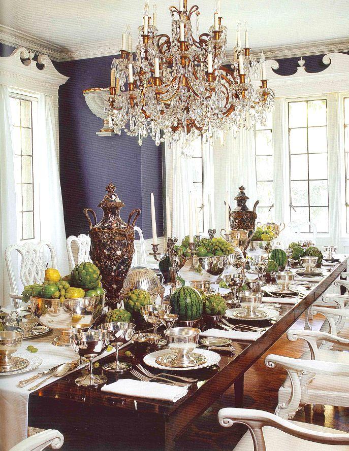Interior Design by Mary McDonald - The Harvey Mudd Estate