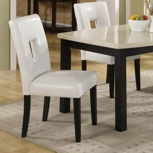 Woodbridge Home Designs Archstone Parsons Chair (Set of 2)