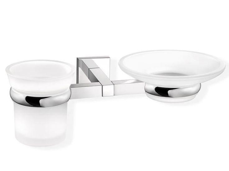Glass Holder & Soap Dish 23112