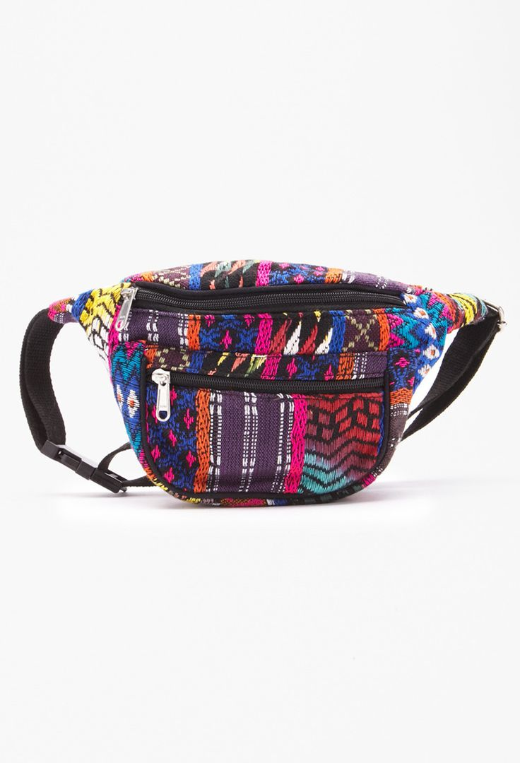 This trend from the 90's is highly functional, especially at music festivals.